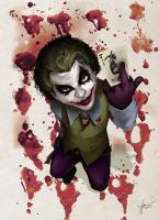 The Joker by Sulfyr