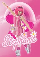 Stephanie Keep on dancing by emillywood