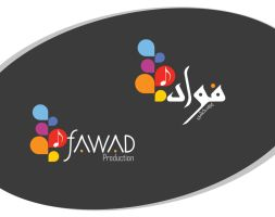 Fawad Production logo by masouddesign