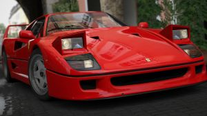 Ferrari F40 1 by HappyLuy