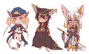 Mystery venia batch 4 (Designs revealed!) by Kaiet