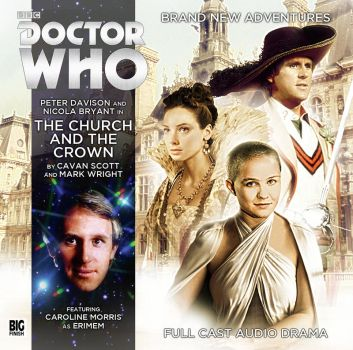 The Church and the Crown 2016 by Hisi79
