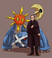 SH+PKMN - Napoleon of Crime