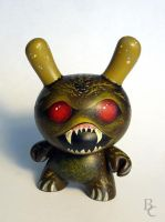 Mothman Dunny by bryancollins