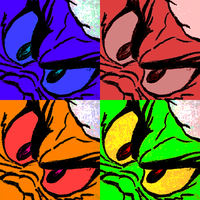 Warhol Grinch by Richard67915