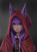 Red riding hood by daybreaks0