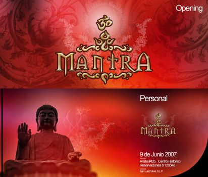 Mantra Opening by fractalien