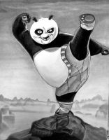 Po.. KungFu Panda by Bang10
