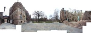Yale panorama by MidnightTiger8140