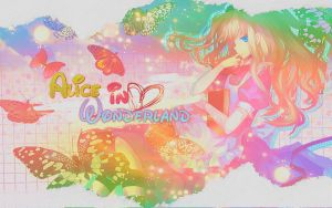 Alice In Wonderland {Out} by Chica-Otaku