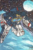 G1 Soundwave by LordStarscreamraptor