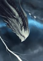 Dragon From The Shadows - Final by Bertross