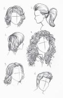 Challenge 4-Hair Styles by MalimarTheMage