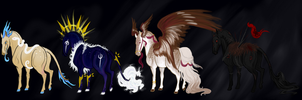 Adoptable Batch 5 (CLOSED) by JourneyHorse