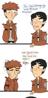 Snk: a jeanmarco comic by zamii070