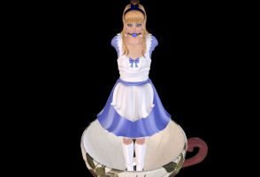 Alice in Distress-Land 3 by spittingcobra