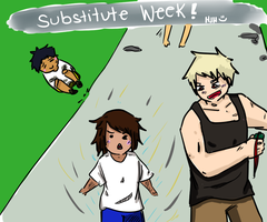 HJH Substitute Week Entry by abegailbucu