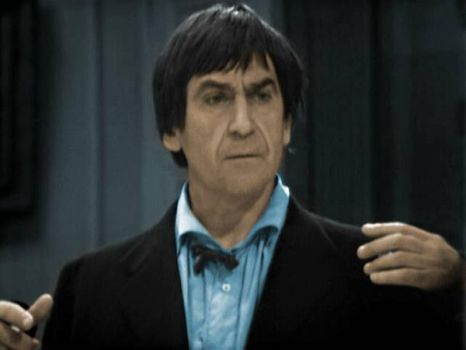 Second Doctor Colorization by SoundsmythProduction