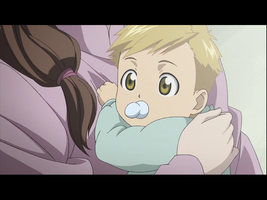 Alphonse Elric Baby by lovefma