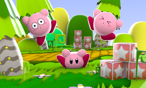 Kirby Smash!!! by CoolAsEiz