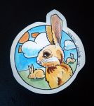 Rabbit by Dimed-roll