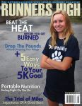 Runners High Magazine Cover by Ek0s