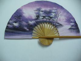 Giant fan 2 by Insan-Stock