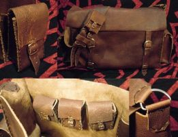 LARP-stuff: Shoulderbag com. 1 by dcsnijders