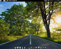 Clean and Elegant Ubuntu by xinh