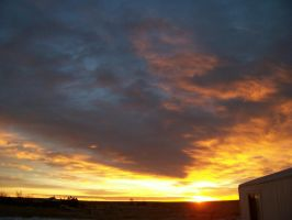 Colorado Sunrise 2 by ClownFreak88