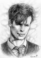 Spencer Reid 015 by whiteshaix