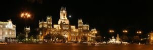 Cibeles la nuit by ColetasSoft