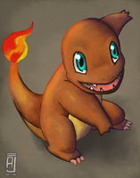 Charmander by alpin-j