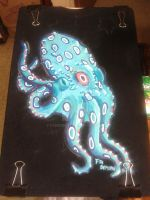 octopus T-shirt by FaDemian