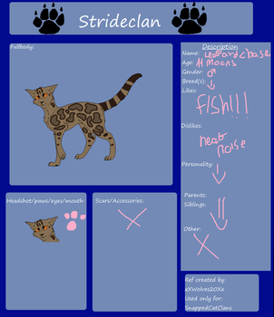 Leopardchase application by gingka13