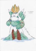 Agentbeast Fakemon Round 2 by Tomatem13