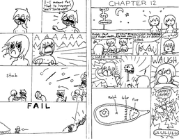Lord of the Flies ch 11 12 by gingerfishsticks