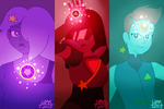 The Crystal Gems (Pilot Version) by PunkPanda15
