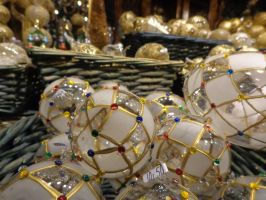 Jeweled Sphere by marebear752