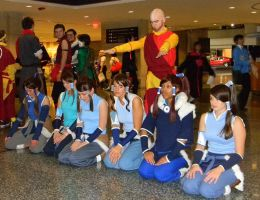 Avatar Korra by EndOfGreatness