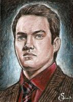 Torchwood Ianto Jones Card 18 by scotty309