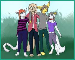 Group photo by XISAWORD