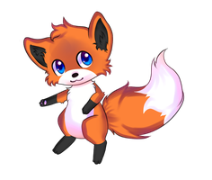 Foxness by YellowFeatherBolt