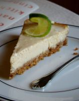 11 Vegan Lime Cheesecake by tilldawn