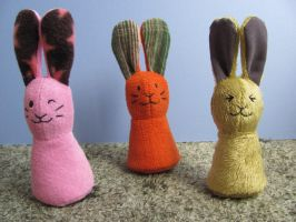 The Happy Bunny Group - SOLD by mypetmoon