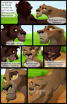 Mufasa's Reign: Chapter 1: Page 8 by albinoraven666fanart