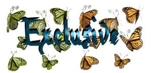 Exclusive butterfly pack by Drakenborg