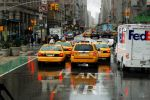 New York Cabs I by Cadhlan