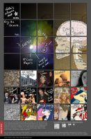 Influence Map by velderia