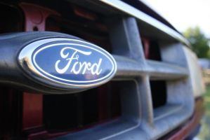 Ford Truck by kaileyTmarie